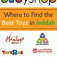 Where to Find the Best Toys in Jeddah