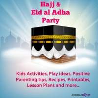 10 Simple Hajj Activities for Kids + Hajj and Eid al Adha Link Up