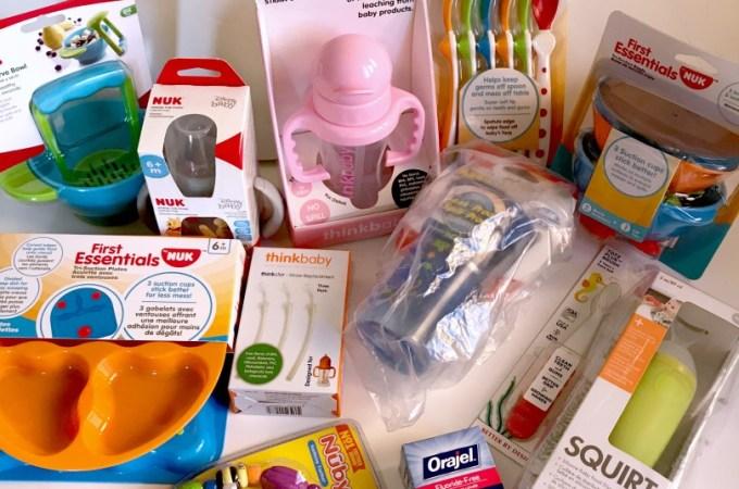 Baby products from iHerb JeddahMom