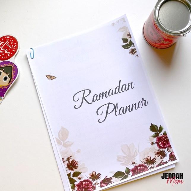 Printable Ramadan Planner for moms JeddahMom