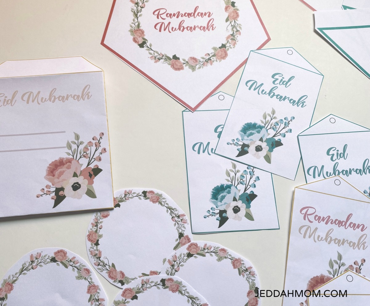 Ramadan and Eid Decorations pack | jeddahmom