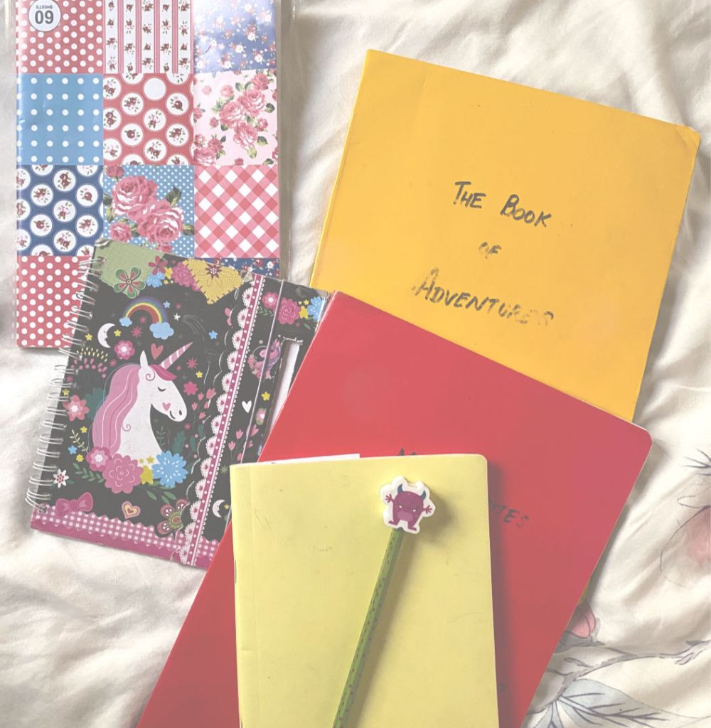 Reasons why your child needs Journal notebooks _ JeddahMom