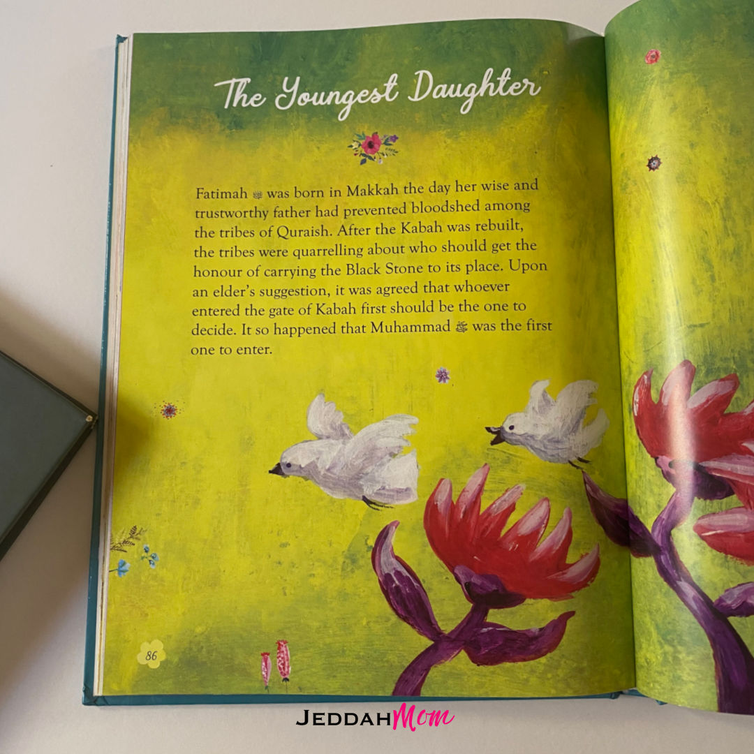 Lessons from the life of Fatimah Bint Muhammad | JeddahMom