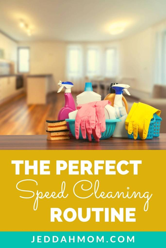 Perfect Speed Cleaning Routine JM (1)
