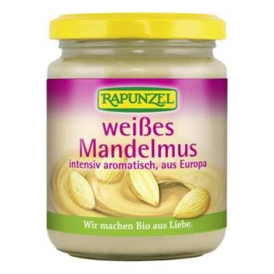 Bio weißes Mandelmus Rapunzel