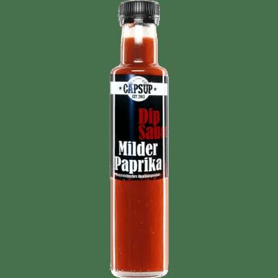 Capsup-milde-paprika-sauce