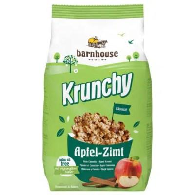 Bio Krunchy Apfel-Zimt Barnhouse