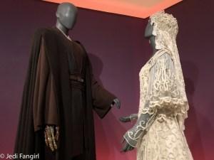 Anakin & Padme wedding