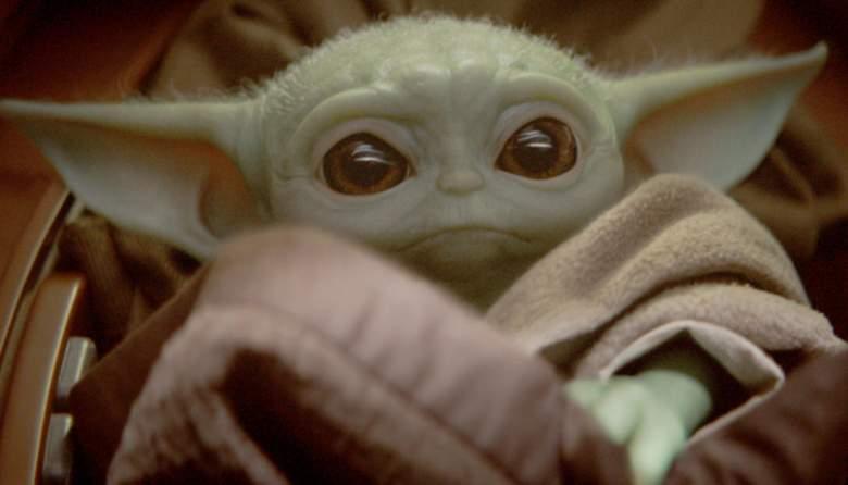 Baby Yoda aka The Child from The Mandalorian