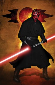 DARTH MAUL #1 (MOVIE VARIANT COVER)