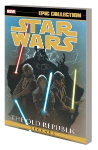 STAR WARS LEGENDS EPIC COLLECTION:  THE OLD REPUBLIC VOL. 2 TPB