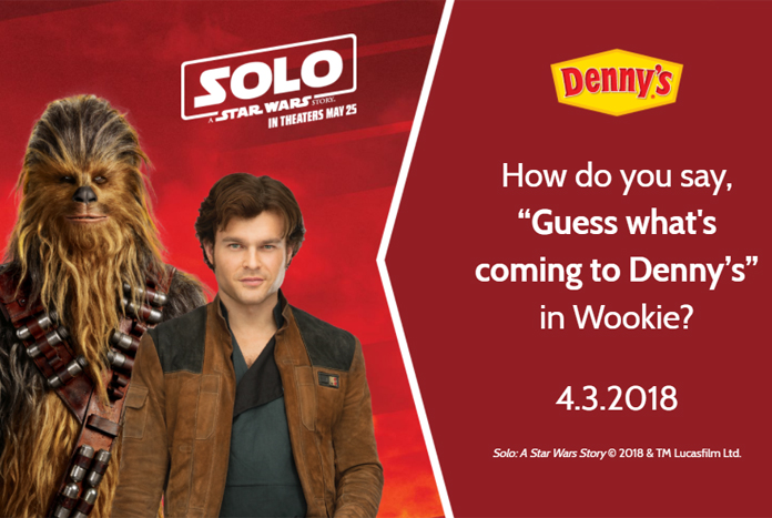 Image result for solo dennys