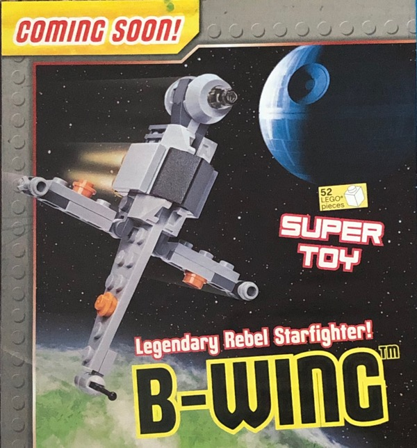Egmonts Lego Star Wars Magazine 49 Out Now Jedi News