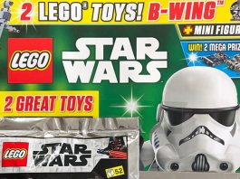 Egmonts Lego Star Wars Magazine 46 Out Now Jedi News