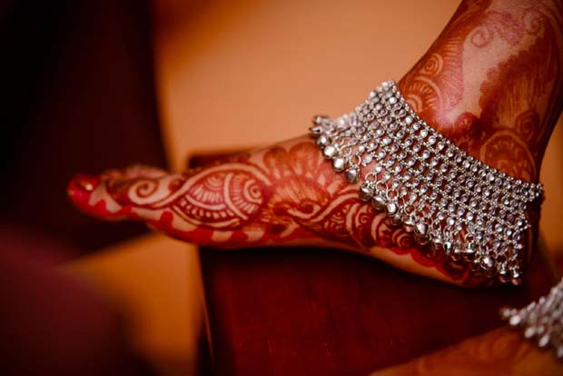 Why Do Women Wear Payal (Anklets) in Hindi