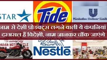 These Indian Companies Name Are Actually Foreign Companies