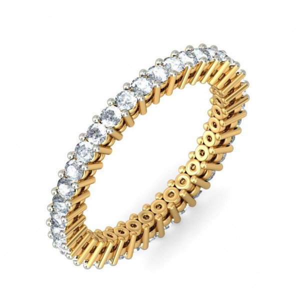 Luxurious 1 Carat Diamond Eternity Ring For Her JeenJewels