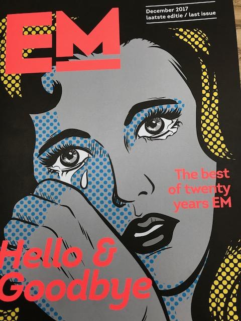 Cover Erasmus Magazine