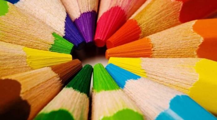 คำศัพท์ภาษาจีน : สี