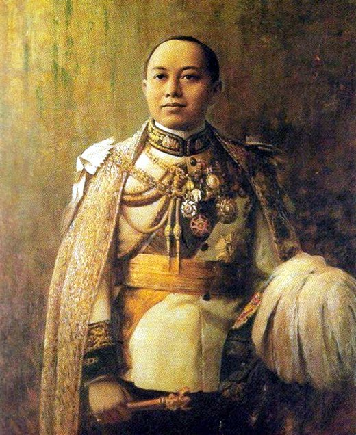 Phra Bat SomdetPhra Mongkut Klao Chao Yu Hua