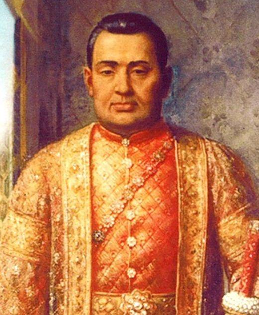 Phra Bat SomdetPhra Nangklao Chao Yu Hua