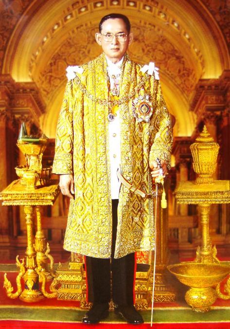 Phra Bat SomdetPhra Poramintharamaha Bhumibol Adulyadej
