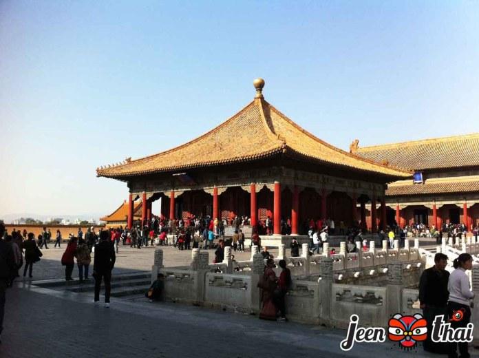 รีวิวพระราชวังต้องห้าม ปักกิ่ง 故宫 กู้กง Forbidden City