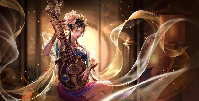 รีวิวเกมส์ ลีคออฟคิง League of King - 杨玉环 หยางกุ้ยเฟย 1 ใน 4 หญิงงามแห่งประวัติศาสตร์1