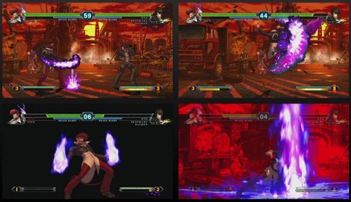 เรื่องราวจีน นี่มัน อิโอริ ยางามิ Iori Yagami จาก The King of Fighters นี่หน่า