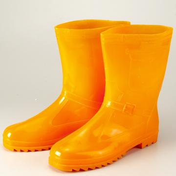 รองเท้ากันฝนภาษาจีน
