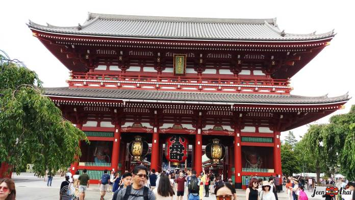 วัดอาซากุสะ Asakusa Temple