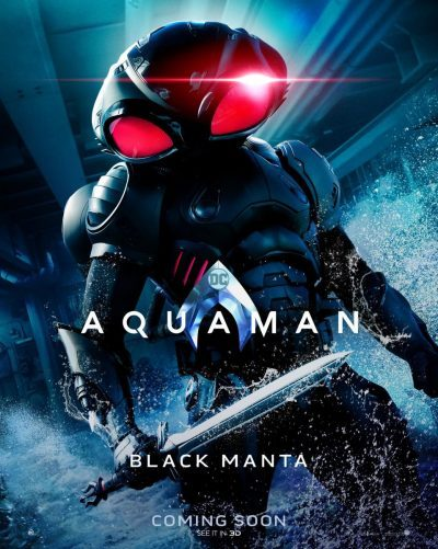 หนังเรื่อง Aquaman