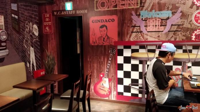 รีวิวร้านทาโกะยากิ The Gindaco ( กินดาโกะ ) Harajuku