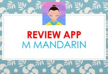 รีวิวแอป M Mandarin
