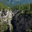 Klettersteige rund um Cortina d'Ampezzo Juli/August 2010. Gastbeitrag von den Woewarianern (Jutta/Andreas), Epilog (4/4)