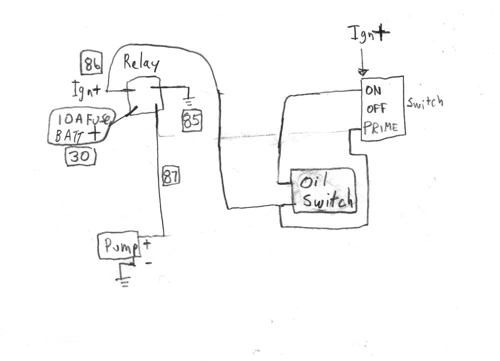 Diagram Relay Kill Switch Diagram