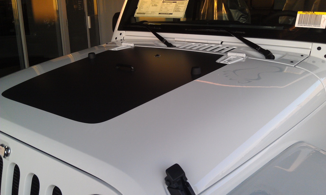 2012 Jeep Wrangler Arctic Edition Special Model
