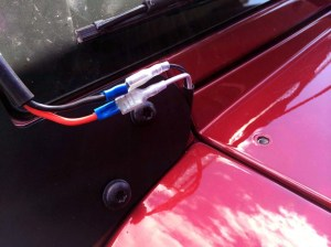 Raxiom Wrangler JK Light Bar Installation  Wiring the