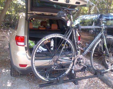 best bike rack jeep garage jeep forum