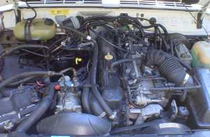 1990 Jeep cherokee engine