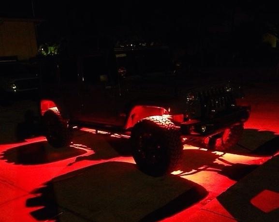 vision x tantrum led rock lights jeepmodreview com vision x tantrum led rock light review
