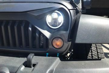 """OLS 7"""" LED Headlight"""