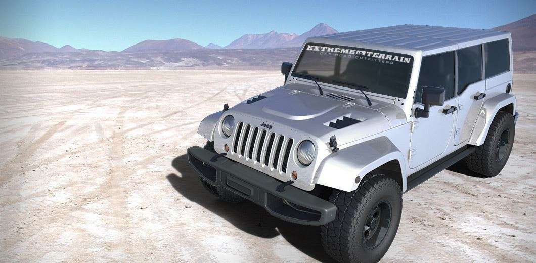 New Details On 2018 JL Wrangler Parts & A Double JL ...