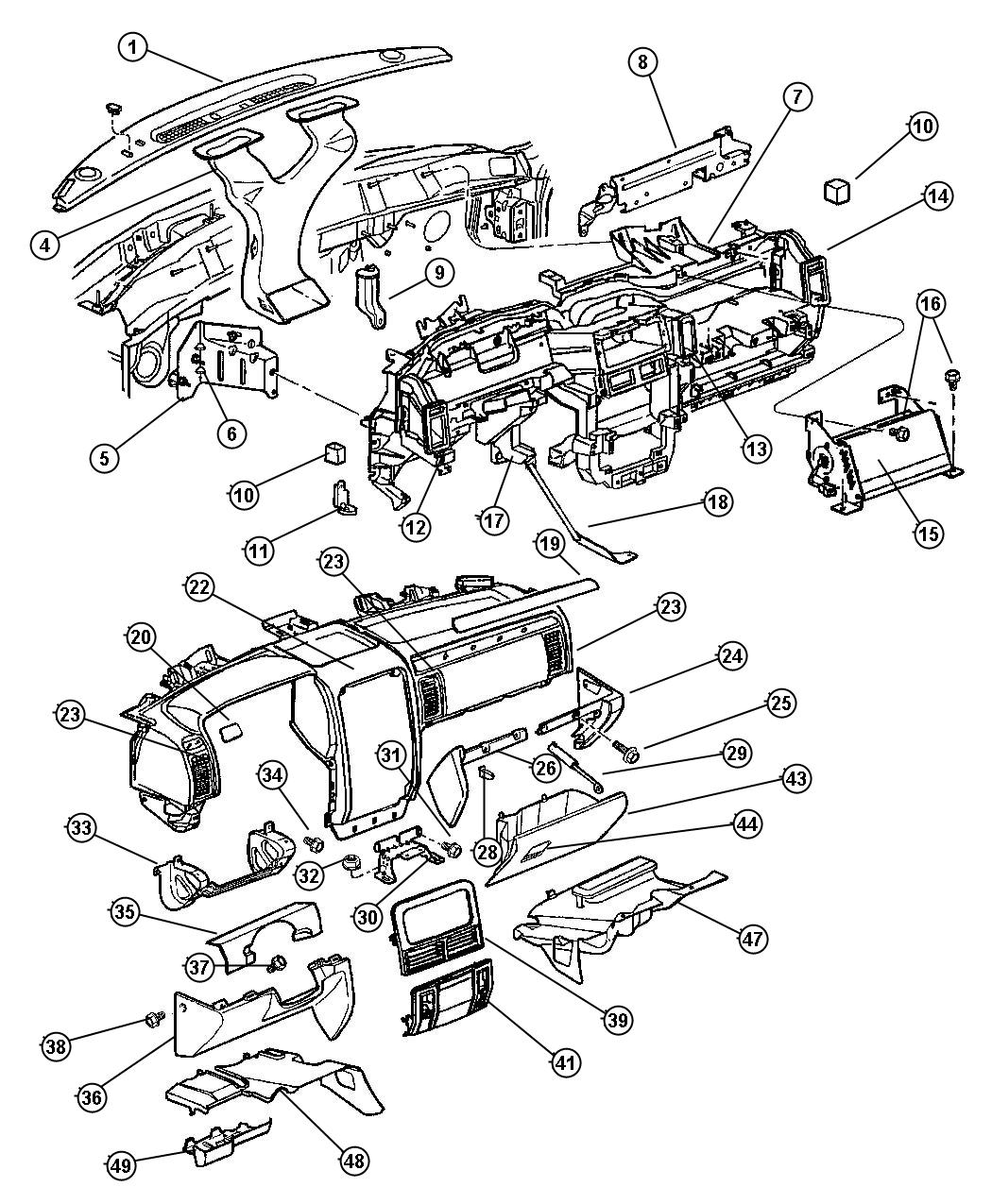 1988 Peterbilt Air Line Schematic