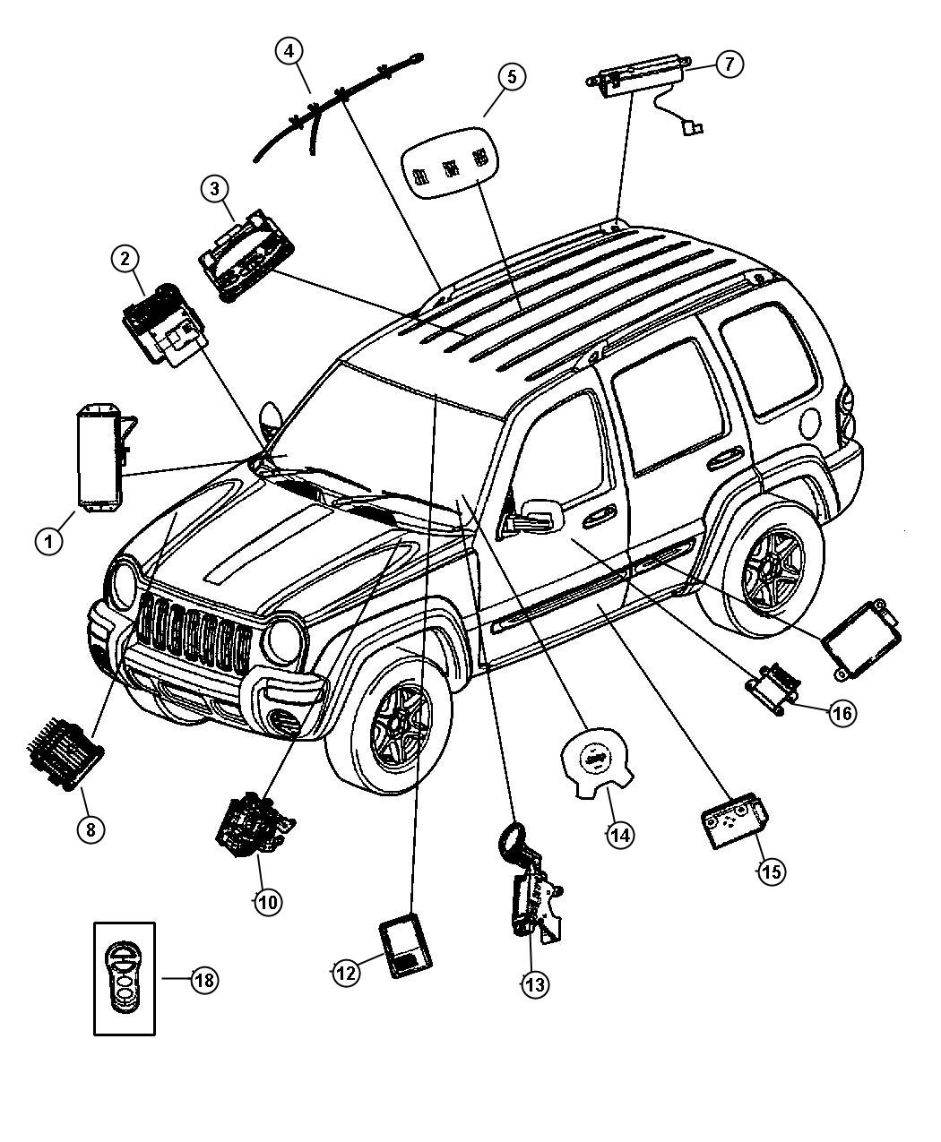 25 Jeep Liberty Wiring Diagram