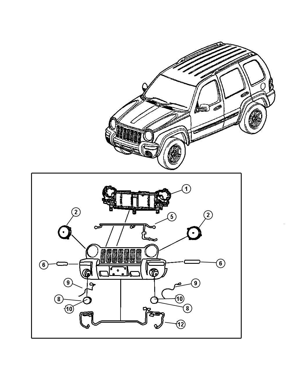 A Fog Lights Wiring Diagram