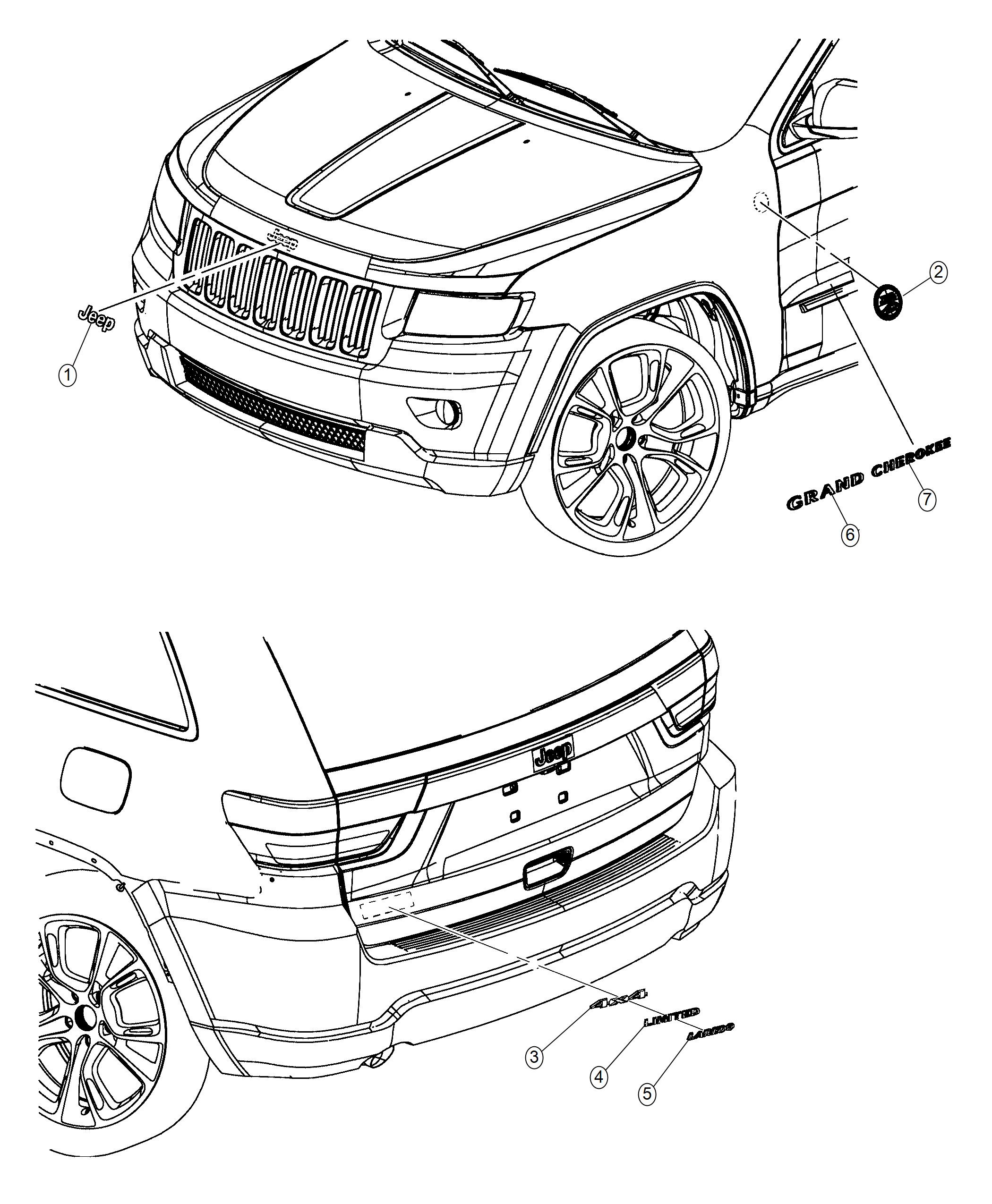 2014 Jeep Patriot Emblem | Wiring Diagram Database
