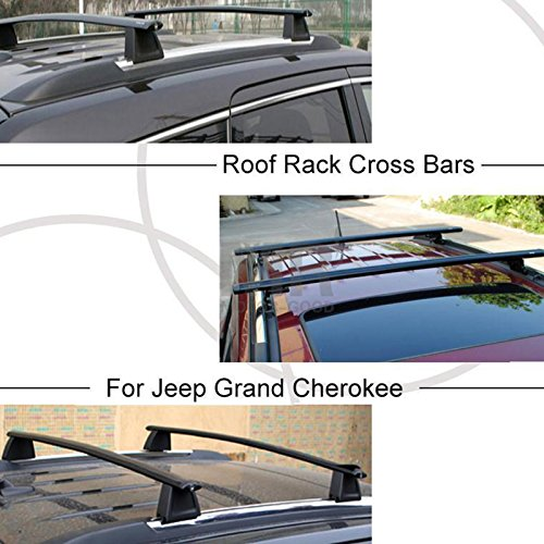 Mophorn Roof Rack Cross Bars With Lock Fit For Jeep Grand
