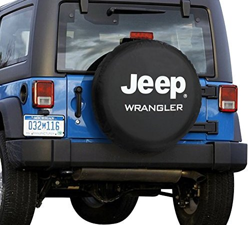 Jeep liberty spare tire cover