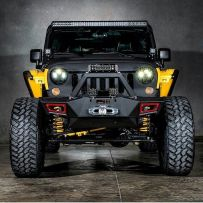 Jeep-Wrangler-Outpost-Custom-Yellow-Black